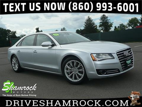 2011 Audi A8 L for sale in East Windsor, CT