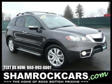 2010 Acura RDX for sale in East Windsor, CT