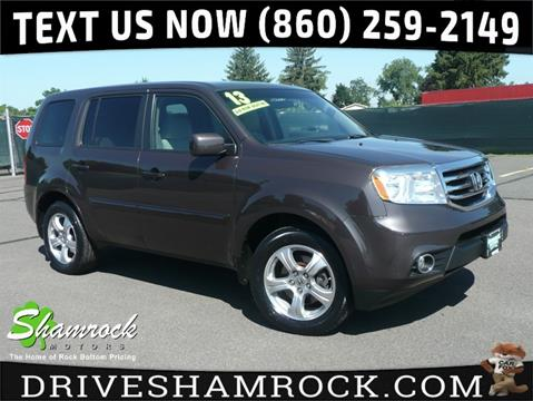2013 Honda Pilot For Sale In East Windsor, CT