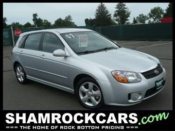 2007 Kia Spectra For Sale Carsforsale Com
