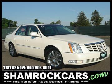 Cadillac Dts For Sale Connecticut Carsforsale Com