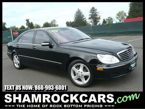 2004 Mercedes-Benz S-Class for sale in East Windsor, CT