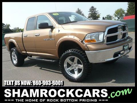2012 RAM Ram Pickup 1500 for sale in East Windsor, CT