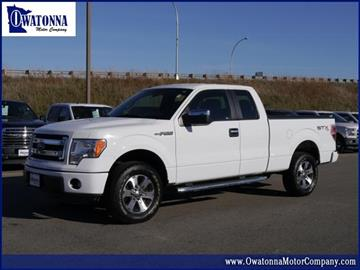 Used Ford Trucks For Sale Owatonna Mn