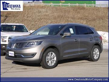 Lincoln Mkx For Sale Owatonna Mn