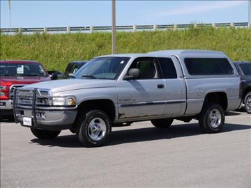 2001 Dodge Ram Pickup 1500 For Sale Minnesota