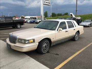 1996 Lincoln Town Car for sale in Owatonna, MN