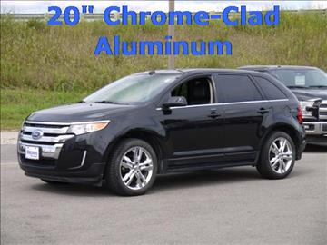 ford edge for sale minnesota. Black Bedroom Furniture Sets. Home Design Ideas