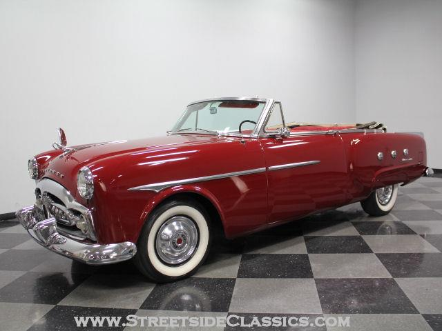 1951 Packard 250 for sale in Charlotte NC