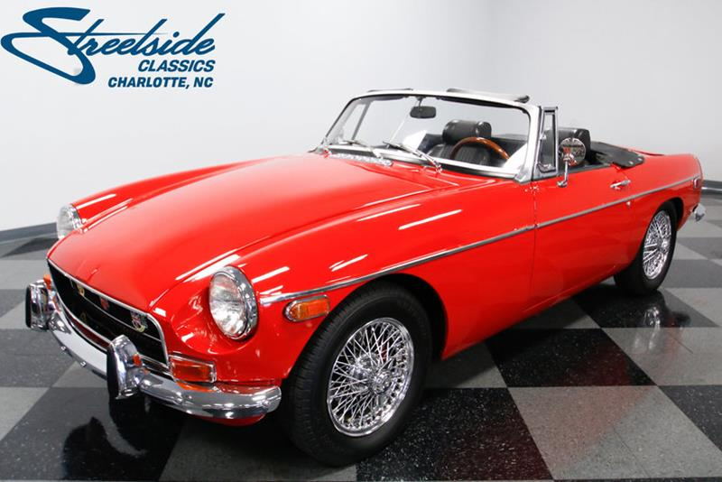 1971 MG MGB for sale in Concord, NC