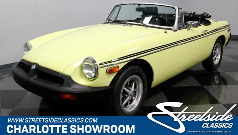 1976 MG MGB for sale in Concord, NC
