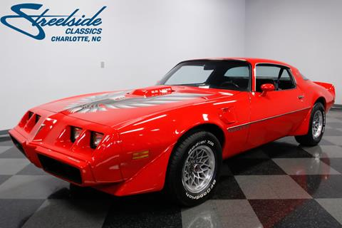 1979 Pontiac Trans Am for sale in Concord, NC