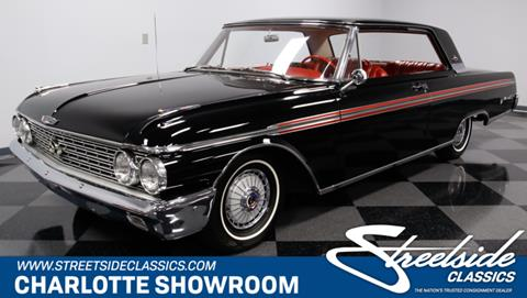 1962 Ford Galaxie for sale in Concord, NC
