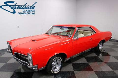 1967 Pontiac GTO for sale in Concord, NC