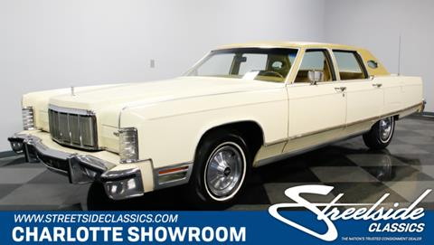 1976 Lincoln Continental For Sale In Nevada Carsforsale Com