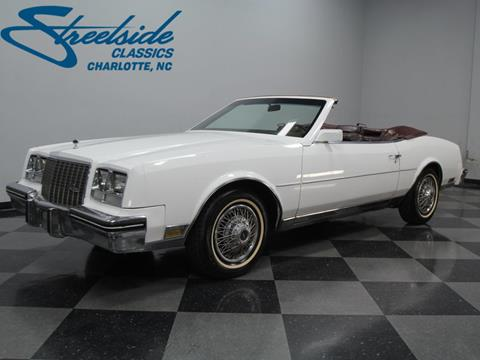 1983 Buick Riviera for sale in Concord, NC