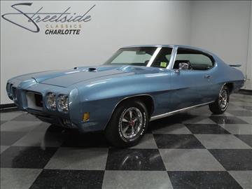 1970 Pontiac GTO for sale in Concord, NC