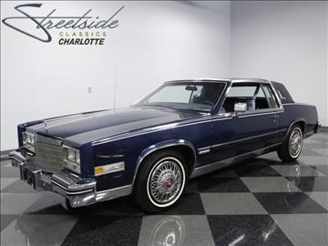 1983 Cadillac Eldorado for sale in Concord, NC