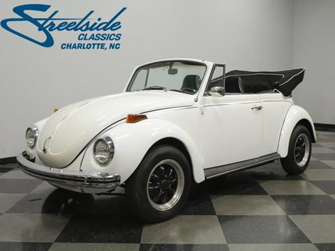 1971 Volkswagen Super Beetle for sale in Concord, NC