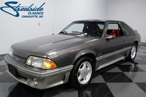 1991 Ford Mustang for sale in Concord, NC
