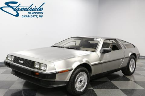 1981 DeLorean DMC-12 for sale in Concord, NC