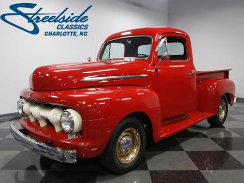 1951 Ford F-100 for sale in Concord, NC