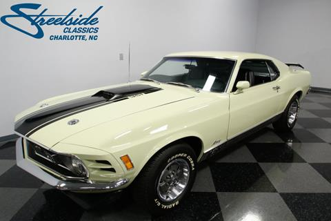 1970 Ford Mustang for sale in Concord, NC