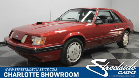 1986 Ford Mustang for sale in Concord, NC