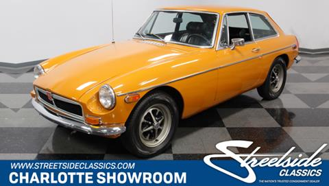 1974 MG MGB for sale in Concord, NC