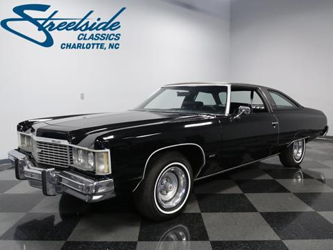 1974 Chevrolet Impala for sale in Concord, NC