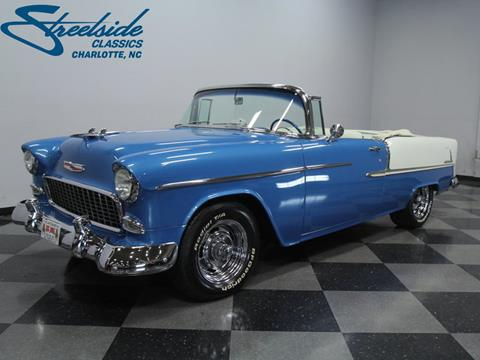 1955 Chevrolet Bel Air for sale in Concord, NC