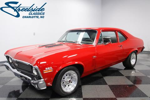 1970 Chevrolet Nova for sale in Concord, NC