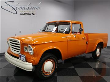 1962 Studebaker Champion for sale in Concord, NC