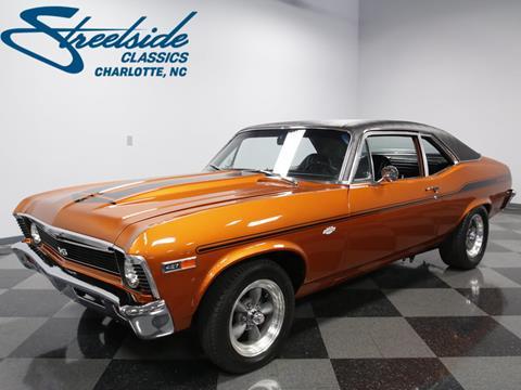 1969 Chevrolet Nova for sale in Concord, NC