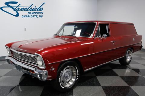 1966 Chevrolet Nova for sale in Concord, NC