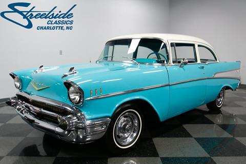 1957 Chevrolet 210 for sale in Concord, NC