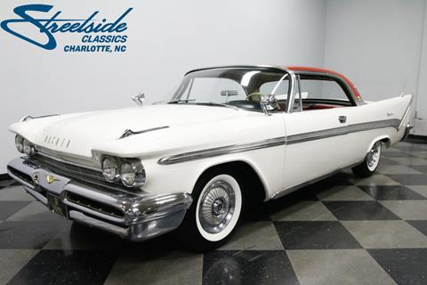 1959 Desoto Firesweep for sale in Concord, NC