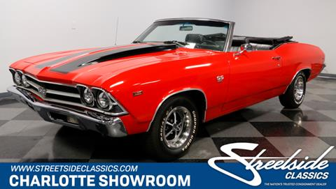 1969 Chevrolet Chevelle For Sale In Concord NC