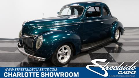 1939 Ford Deluxe for sale in Concord, NC
