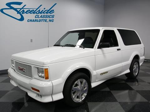 1993 GMC Typhoon for sale in Concord, NC