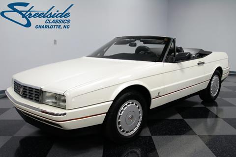 1991 Cadillac Allante for sale in Concord, NC