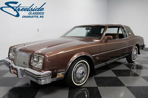 1984 buick riviera for sale in pennsylvania. Black Bedroom Furniture Sets. Home Design Ideas