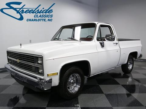 1984 Chevrolet C/K 10 Series for sale in Concord, NC