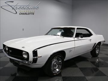 1969 Chevrolet Camaro For Sale Carsforsale Com