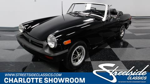1978 MG Midget for sale in Concord, NC