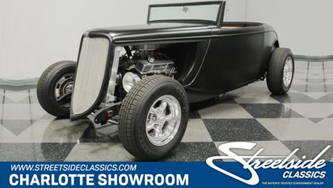 1934 Ford Cabriolet  for sale in Concord, NC