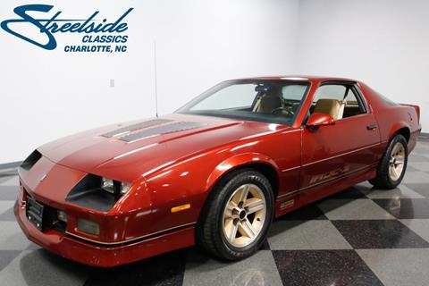 1986 Chevrolet Camaro for sale in Concord, NC