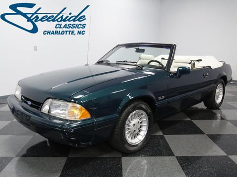1990 Ford Mustang for sale in Concord, NC