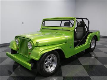 1969 Jeep CJ-5 for sale in Concord, NC