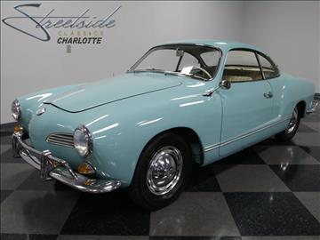 1964 Volkswagen Karmann Ghia for sale in Concord, NC